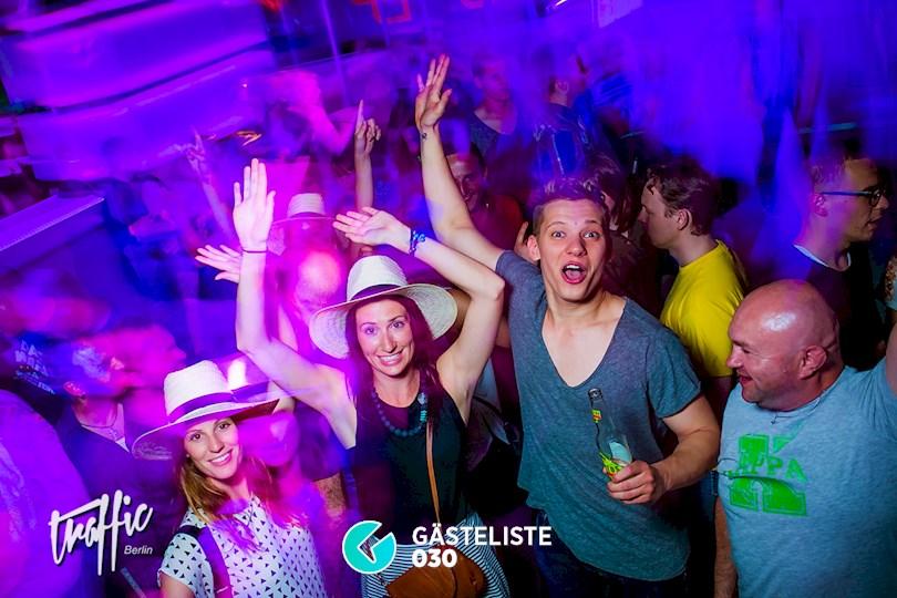 Partyfoto #25 Traffic Berlin vom 11.07.2015