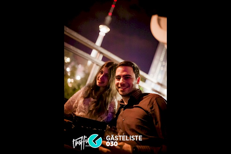 Partyfoto #144 Traffic Berlin vom 11.07.2015