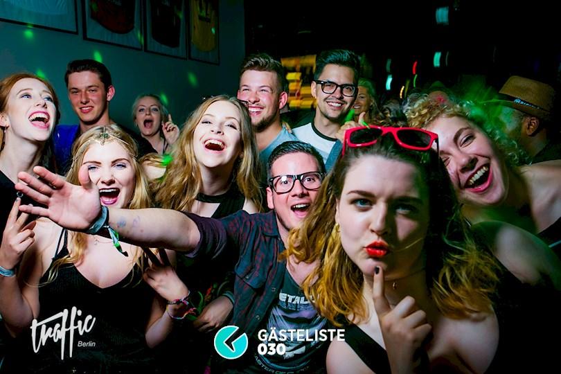 Partyfoto #1 Traffic Berlin vom 11.07.2015