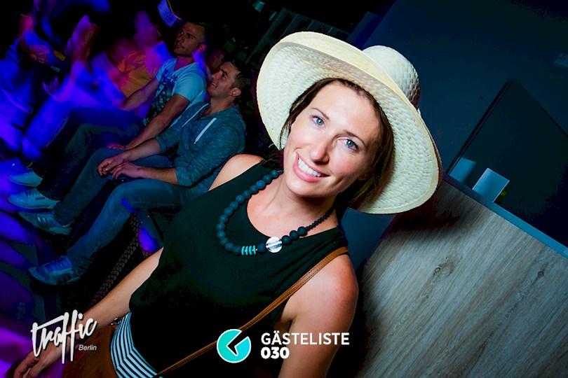 Partyfoto #123 Traffic Berlin vom 11.07.2015