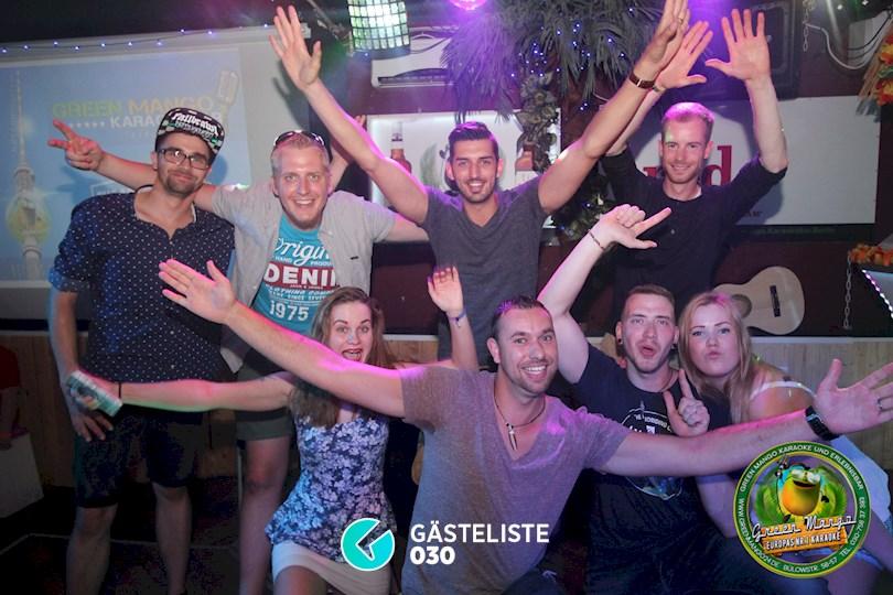 https://www.gaesteliste030.de/Partyfoto #17 Green Mango Berlin vom 18.07.2015