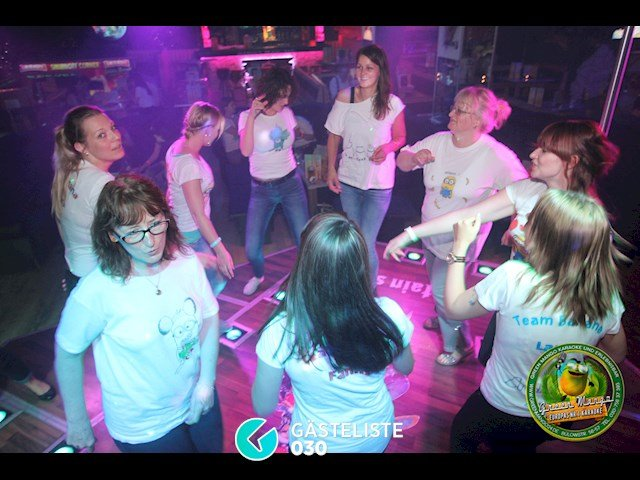 Partypics Green Mango 24.07.2015 Dance – und Partykaraoke