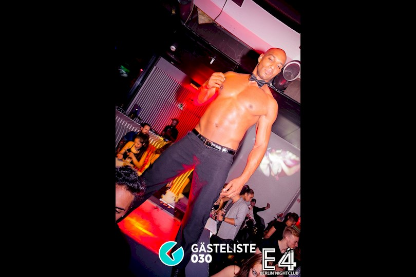 Partyfoto #126 E4 Club Berlin vom 25.07.2015
