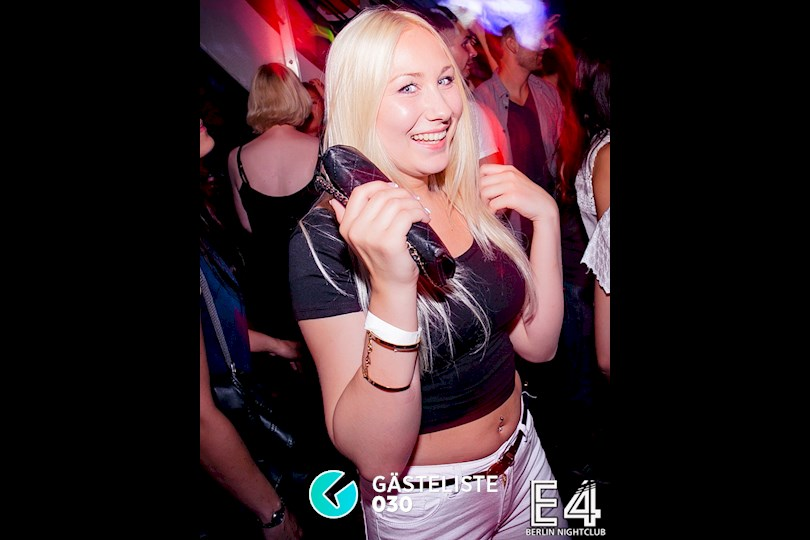 Partyfoto #39 E4 Club Berlin vom 25.07.2015