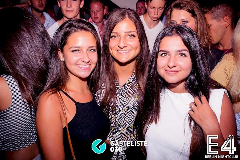 Partyfoto #17 E4 Club Berlin vom 25.07.2015