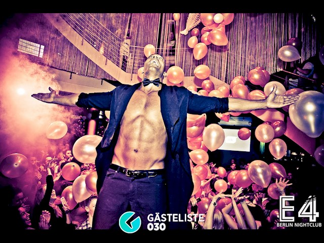 Partypics E4 Club 25.07.2015 One Night in Berlin - The Big Birthday Blowout
