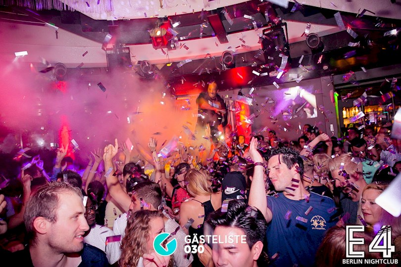 Partyfoto #92 E4 Club Berlin vom 25.07.2015