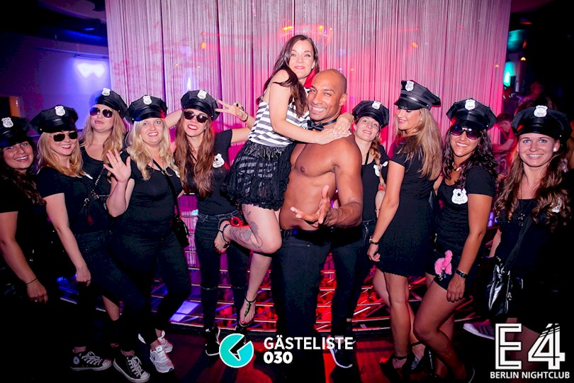 Partyfoto #27 E4 Club Berlin vom 25.07.2015