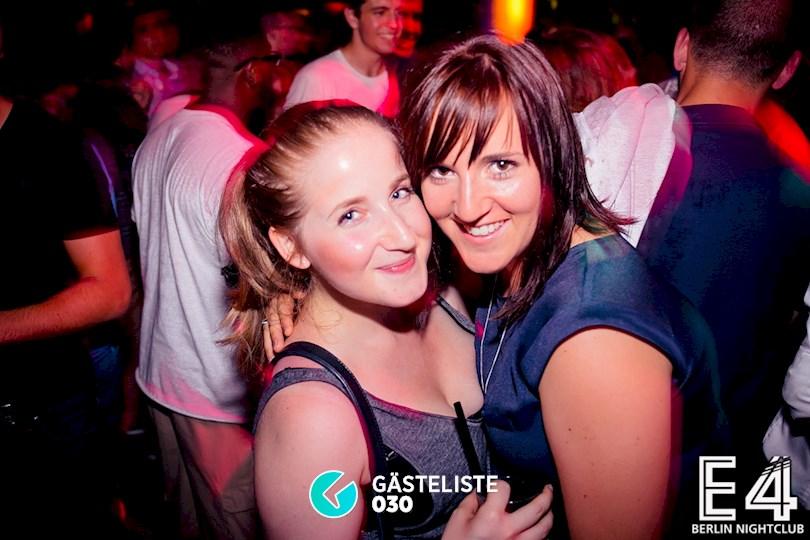 Partyfoto #85 E4 Club Berlin vom 25.07.2015