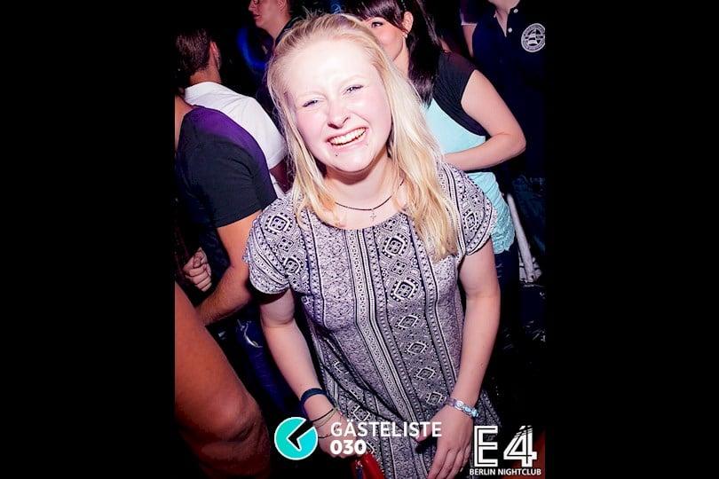 Partyfoto #40 E4 Club Berlin vom 25.07.2015