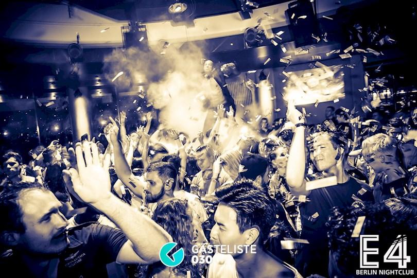 Partyfoto #90 E4 Club Berlin vom 25.07.2015