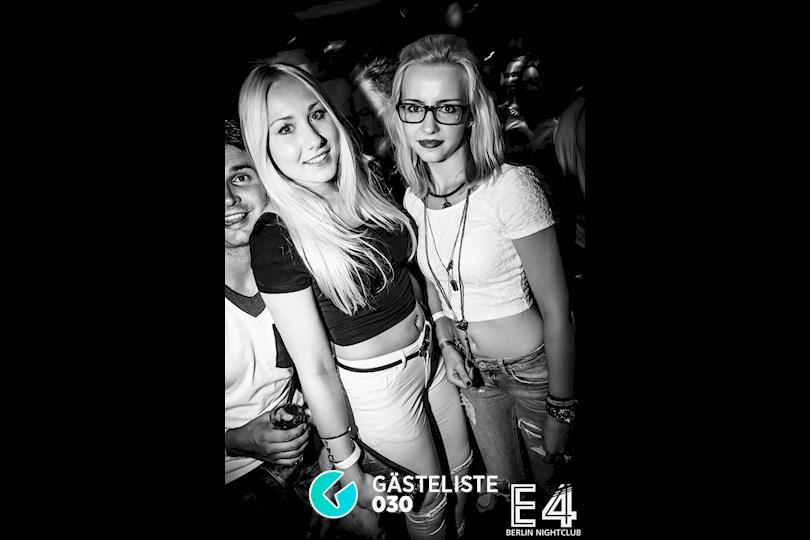 Partyfoto #123 E4 Club Berlin vom 25.07.2015