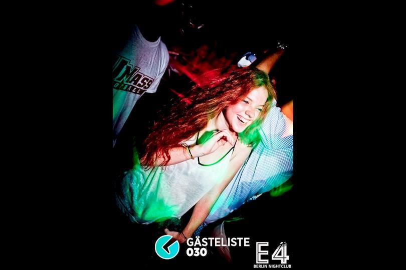 Partyfoto #71 E4 Club Berlin vom 25.07.2015