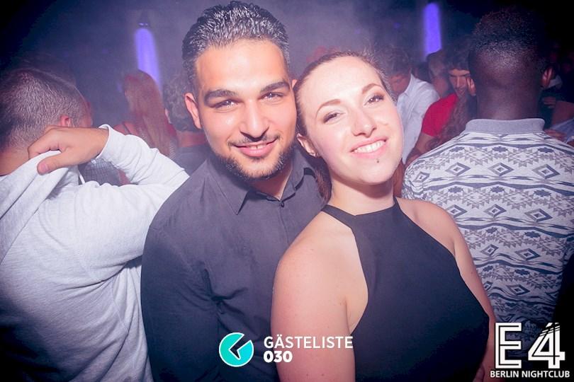 Partyfoto #157 E4 Club Berlin vom 25.07.2015