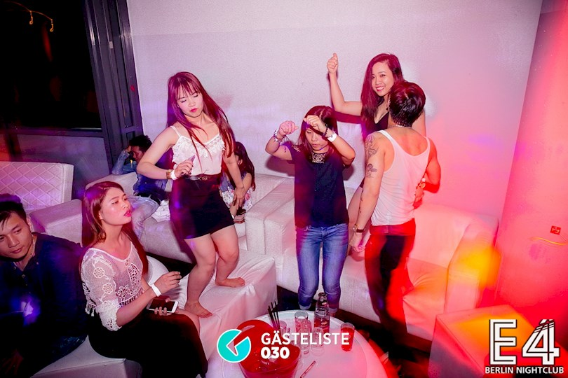 Partyfoto #150 E4 Club Berlin vom 25.07.2015