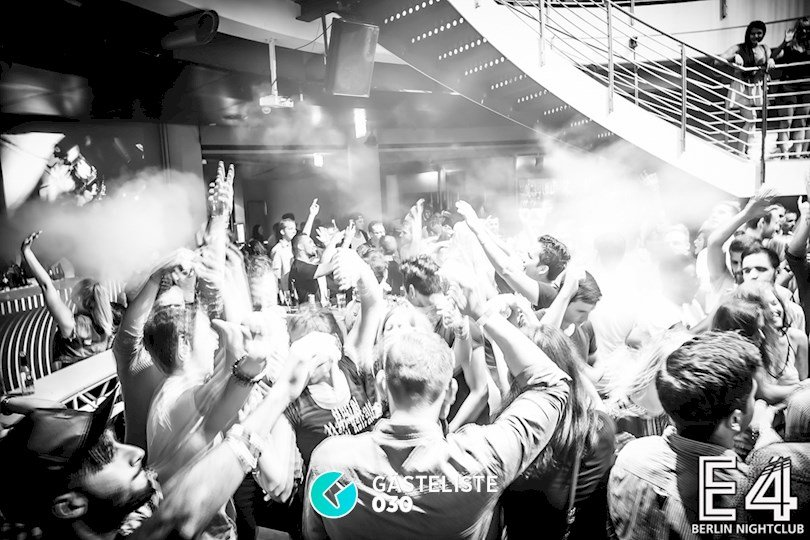Partyfoto #32 E4 Club Berlin vom 25.07.2015