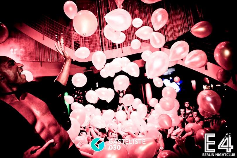 Partyfoto #147 E4 Club Berlin vom 25.07.2015