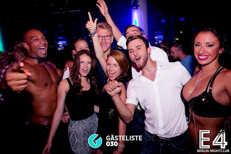 Partyfoto #19 E4 Club Berlin vom 25.07.2015