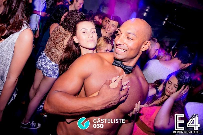 Partyfoto #65 E4 Club Berlin vom 25.07.2015