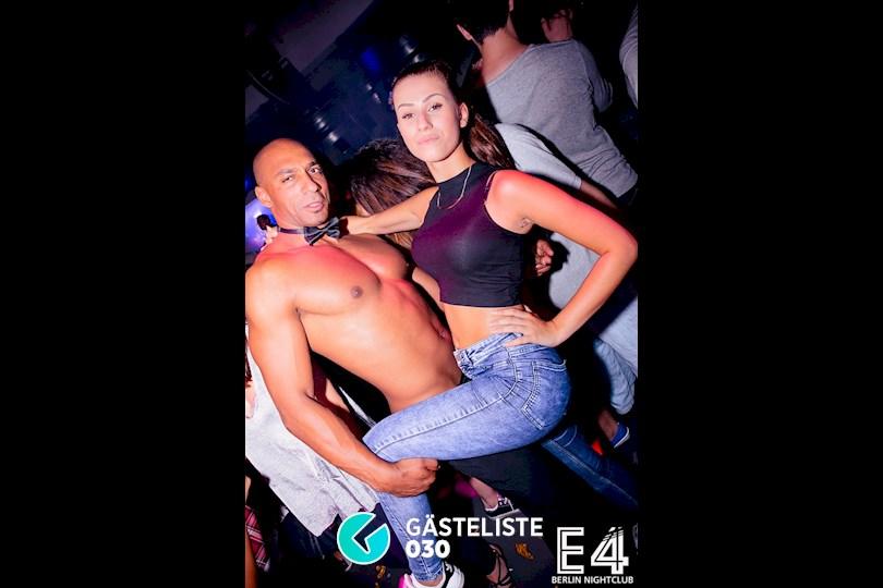 Partyfoto #138 E4 Club Berlin vom 25.07.2015