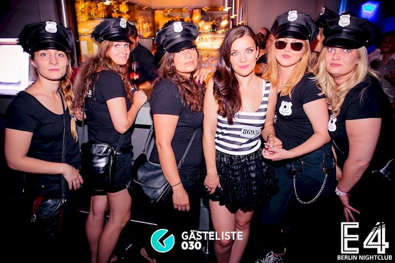 Partyfoto #96 E4 Club Berlin vom 25.07.2015