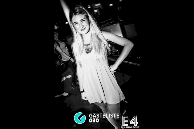 Partyfoto #74 E4 Club Berlin vom 25.07.2015
