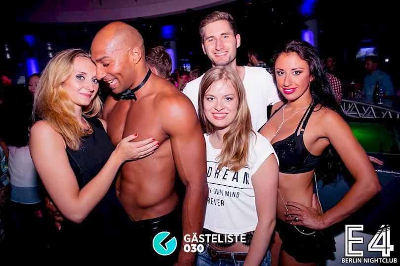 Partyfoto #128 E4 Club Berlin vom 25.07.2015