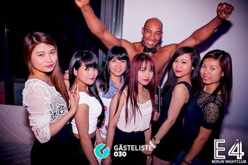 Partyfoto #79 E4 Club Berlin vom 25.07.2015