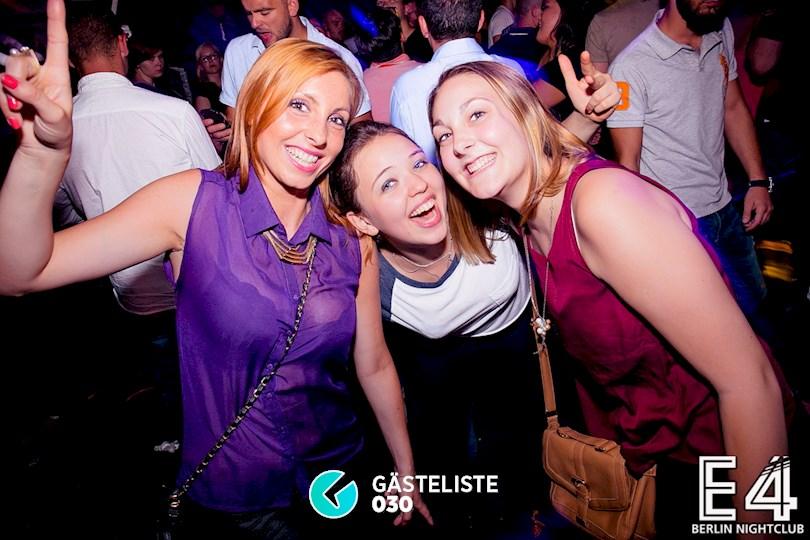 Partyfoto #80 E4 Club Berlin vom 25.07.2015
