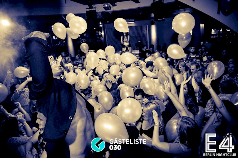 Partyfoto #122 E4 Club Berlin vom 25.07.2015
