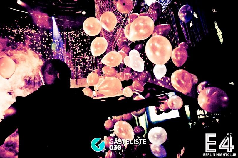 Partyfoto #13 E4 Club Berlin vom 25.07.2015