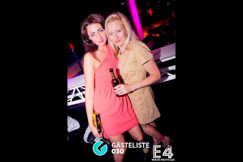Partyfoto #29 E4 Club Berlin vom 25.07.2015