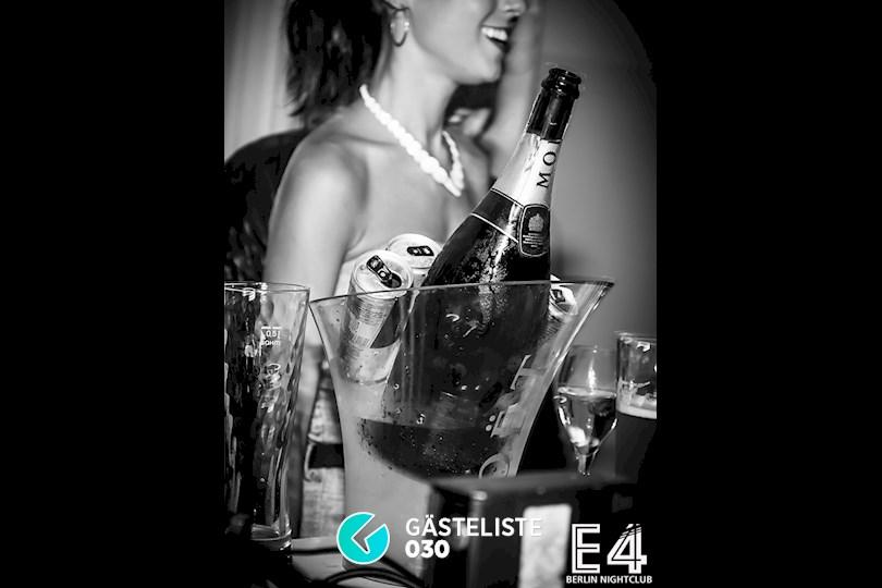 Partyfoto #82 E4 Club Berlin vom 25.07.2015