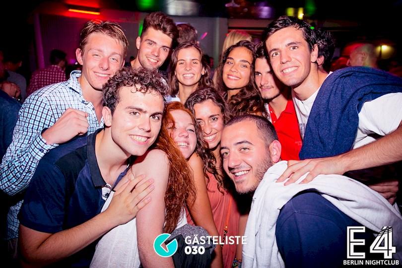 Partyfoto #105 E4 Club Berlin vom 25.07.2015