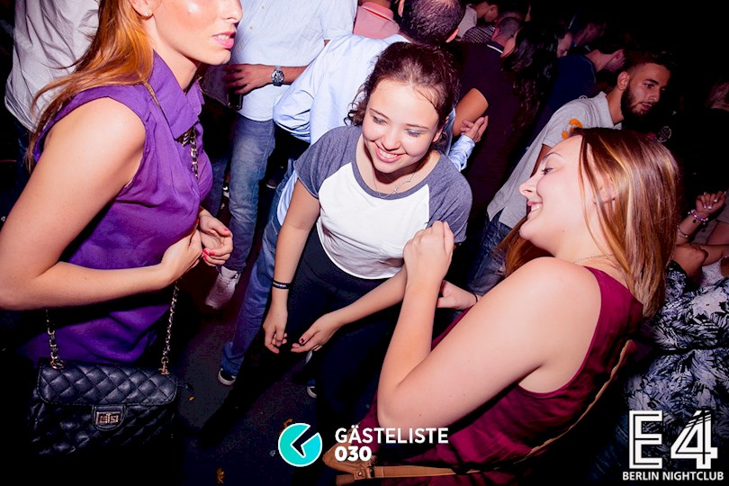 Partyfoto #130 E4 Club Berlin vom 25.07.2015
