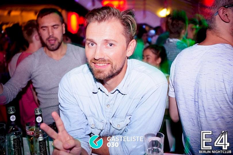 Partyfoto #95 E4 Club Berlin vom 25.07.2015