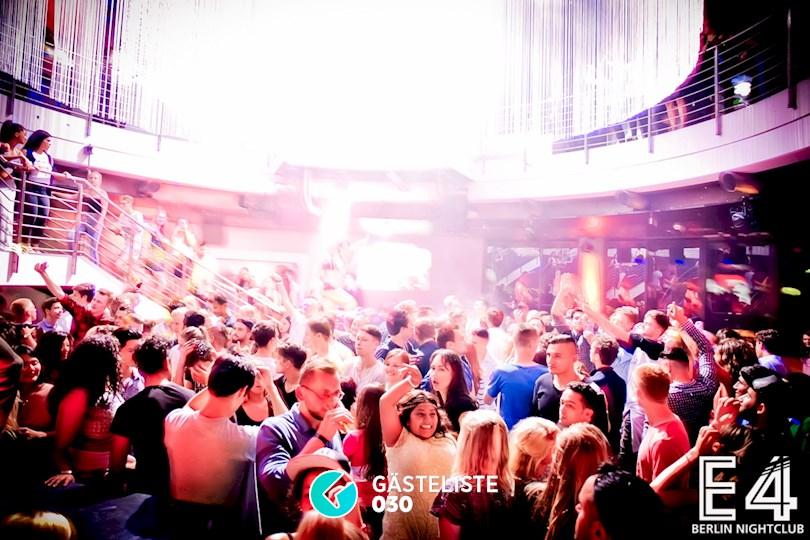 Partyfoto #86 E4 Club Berlin vom 25.07.2015