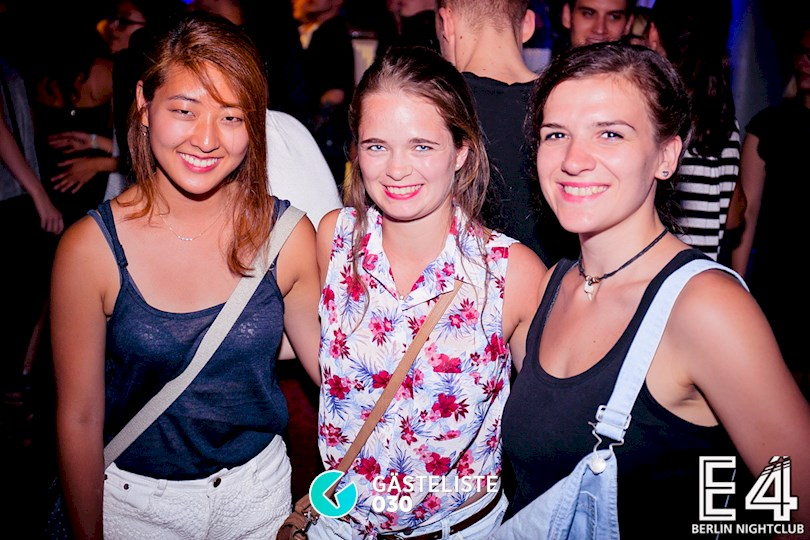 Partyfoto #156 E4 Club Berlin vom 25.07.2015