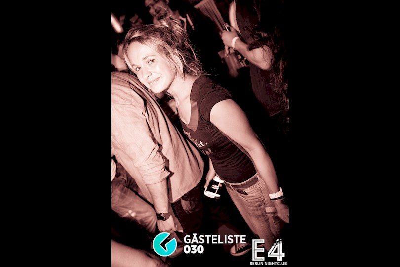 Partyfoto #113 E4 Club Berlin vom 25.07.2015