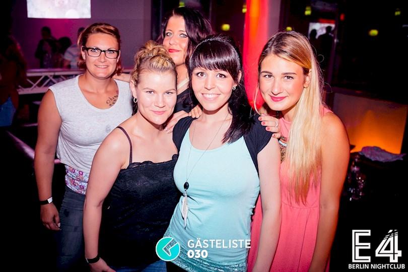 Partyfoto #116 E4 Club Berlin vom 25.07.2015