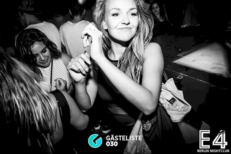 Partyfoto #76 E4 Club Berlin vom 25.07.2015