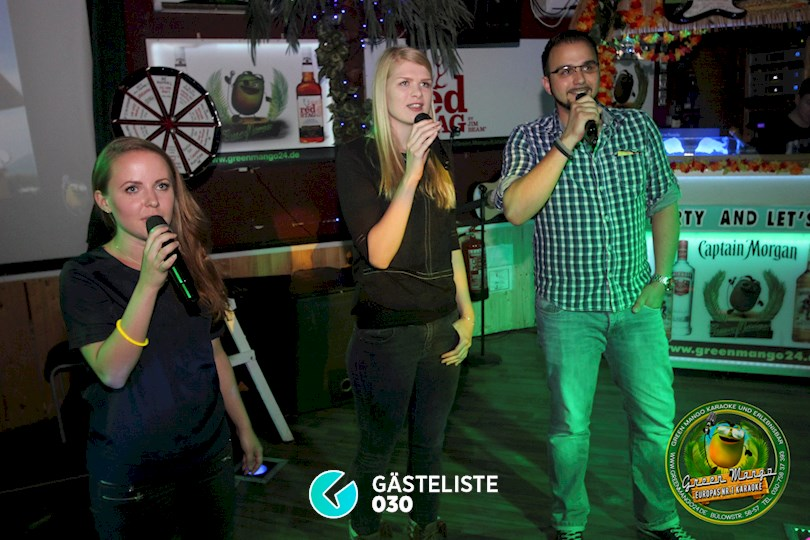 https://www.gaesteliste030.de/Partyfoto #3 Green Mango Berlin vom 10.07.2015