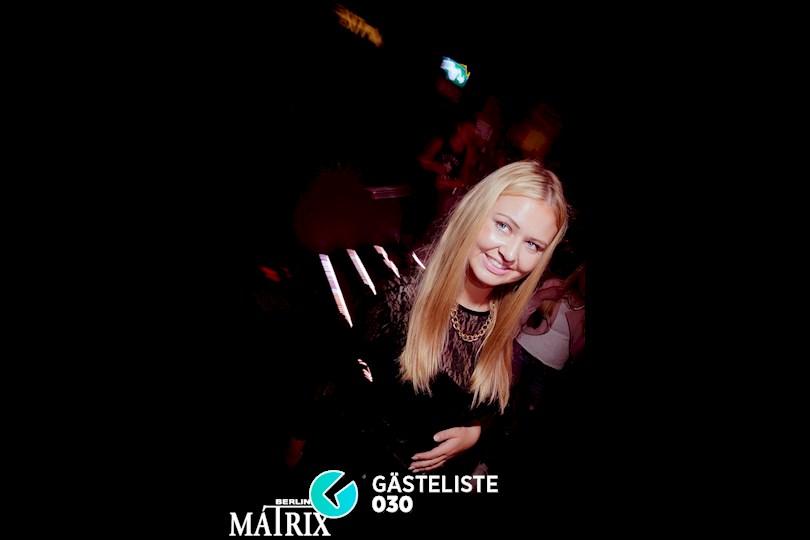 https://www.gaesteliste030.de/Partyfoto #60 Matrix Berlin vom 30.07.2015