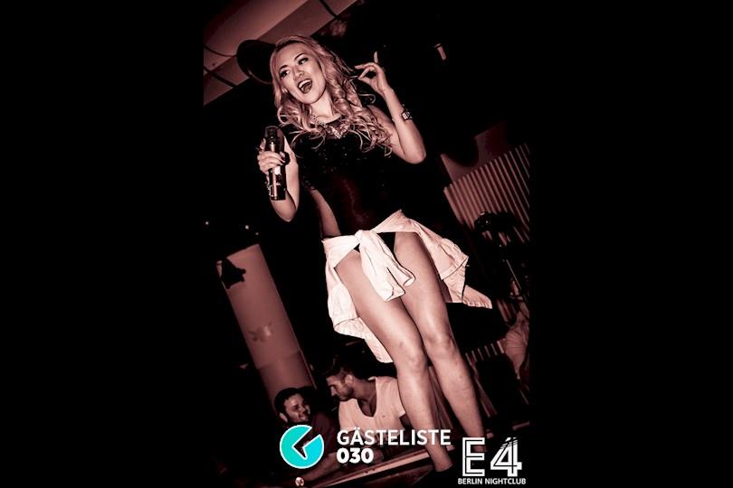 https://www.gaesteliste030.de/Partyfoto #19 E4 Club Berlin vom 11.07.2015