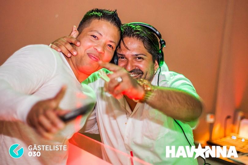 https://www.gaesteliste030.de/Partyfoto #66 Havanna Berlin vom 18.07.2015