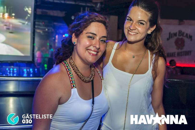 https://www.gaesteliste030.de/Partyfoto #63 Havanna Berlin vom 18.07.2015