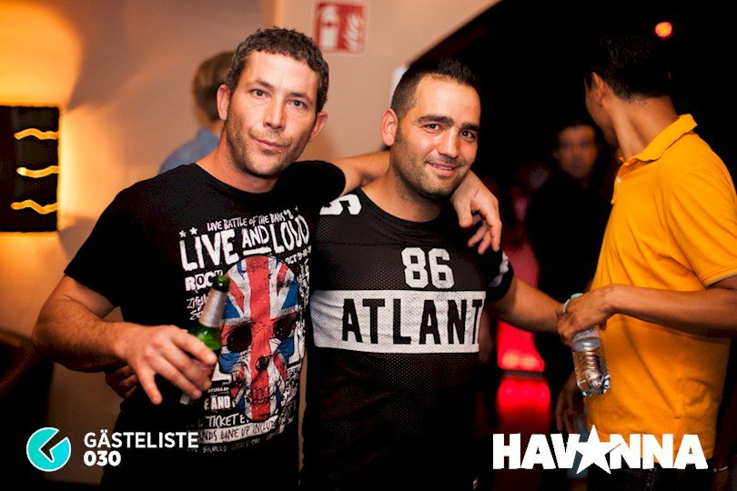 https://www.gaesteliste030.de/Partyfoto #58 Havanna Berlin vom 18.07.2015