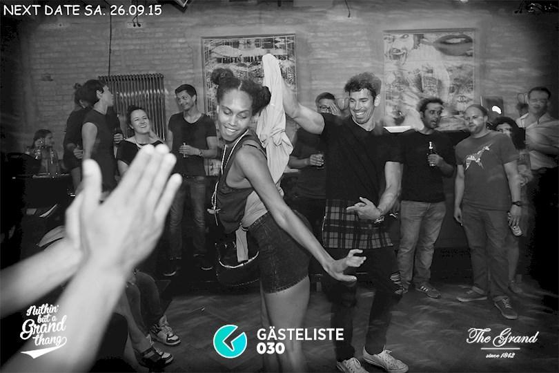 Beliebtes Partyfoto #1 aus dem The Grand Club Berlin
