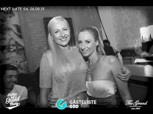 Partypics The Grand 22.08.2015 Nuthin' but a (G)rand Thang   Strictly 90's Hiphop & R&b Party