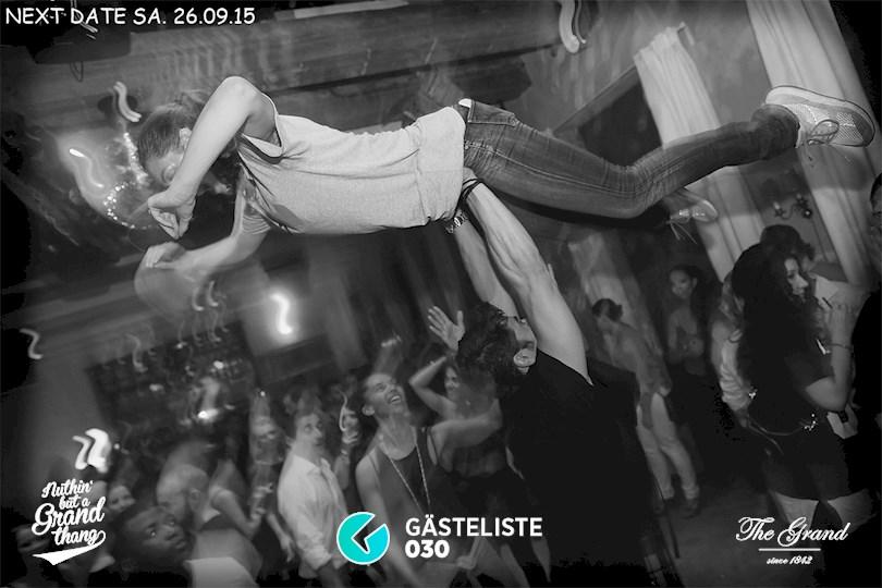 Beliebtes Partyfoto #3 aus dem The Grand Club Berlin